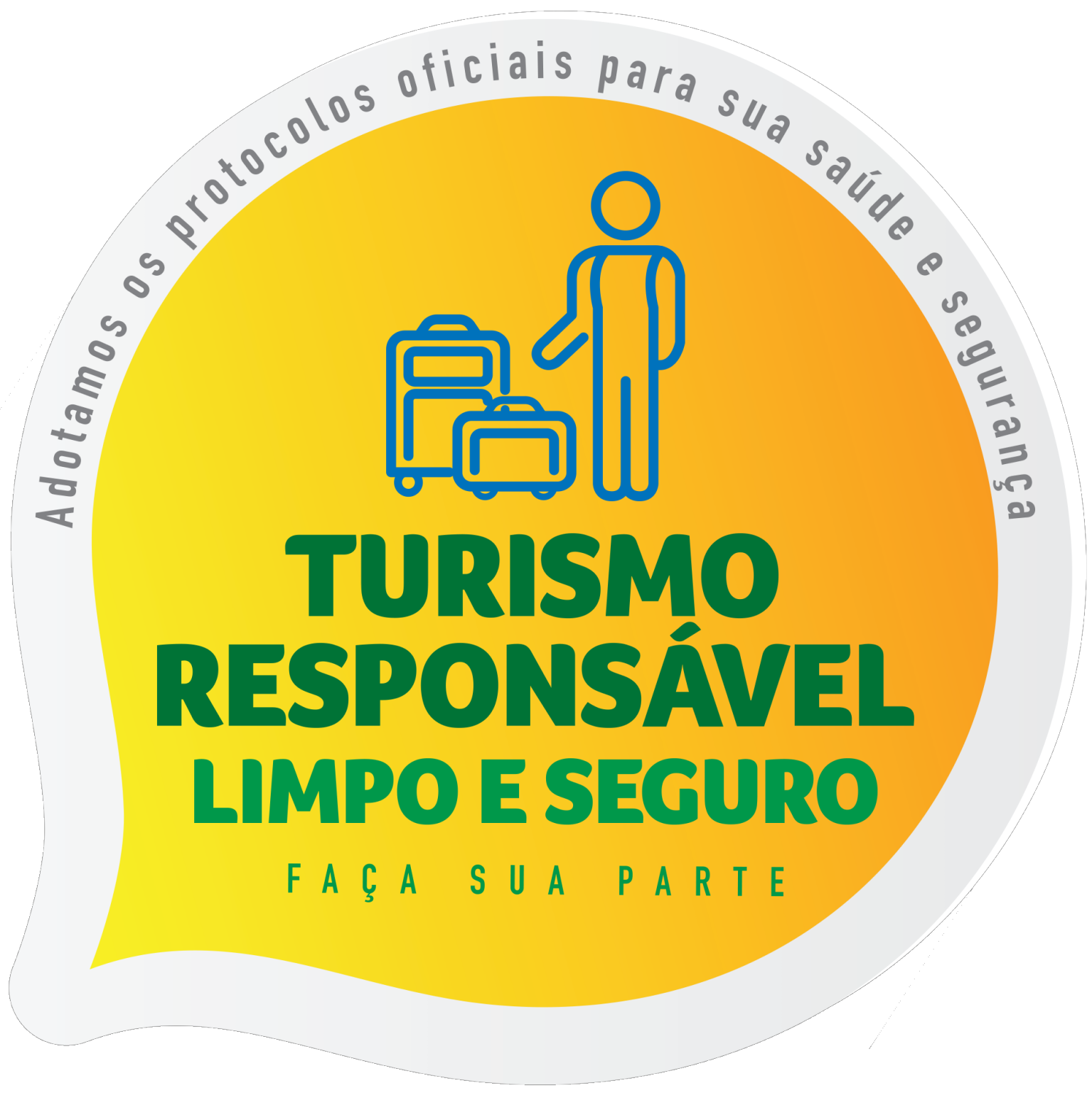 Selo Turismo Responsável - TGK